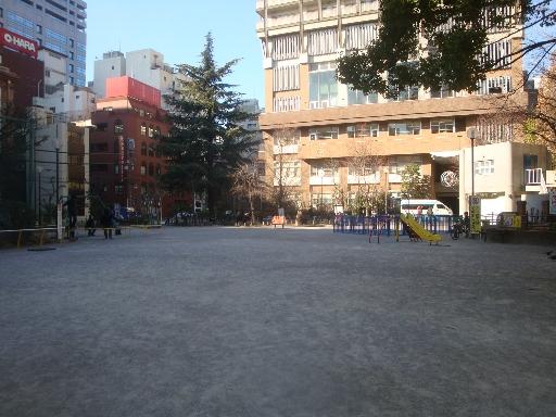 西神田公園:恐るべき児童公園:...
