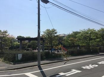 等々力五丁目はなみずき公園001.jpg
